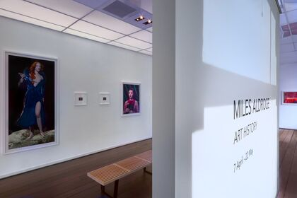 Miles Adridge - Art History