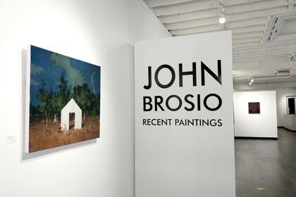 "John Brosio - ""Recent Paintings"""
