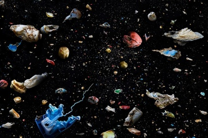 Mandy Barker - Plastic Sea