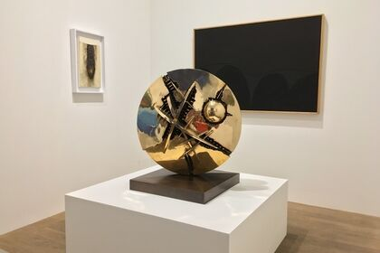 Italian Post-war Sculptures: Between Figuration and Abstraction (St. Moritz)
