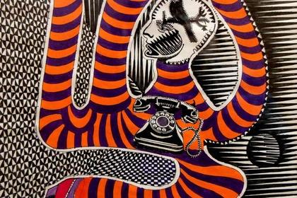 Pedro Friedeberg: El Elogio de la Locura Tattoo Shop