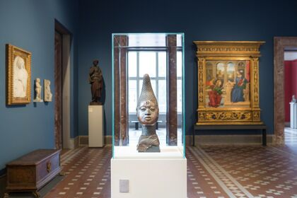 Beyond Compare: Art from Africa in the Bode-Museum