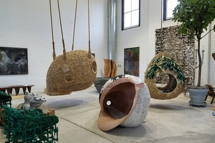 """The Organic Impulse in Contemporary Art & Design"""