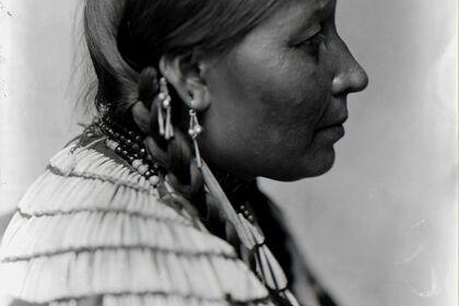 Gertrude Käsebier, The Dakota Sioux