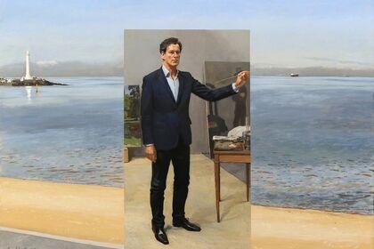 Tom Alberts: Collage Observation