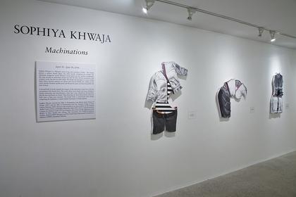 Sophiya Khwaja: Machinations
