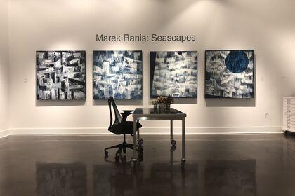 Marek Ranis: Seascapes