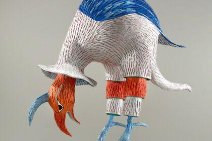 Roberto Benavidez - Illuminated Piñata