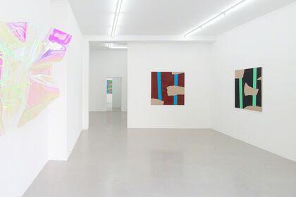 Berta Fischer & Michael Bauch: Galerie Karin Guenther, Hamburg zu Gast bei Kadel Willborn, Düsseldorf
