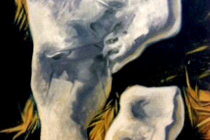 Artwork by MaryAnn Kuchera at Seattle Athletic Club