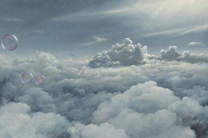 "Kris Wenschuh ""Tenderness is Lighter Than Air"""