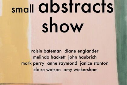 The Small Abstracts Show