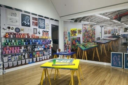 Ryan McGinness: Studio Visit