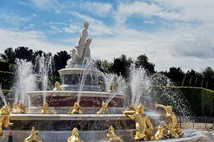 Rebirth of the Latona Fountain