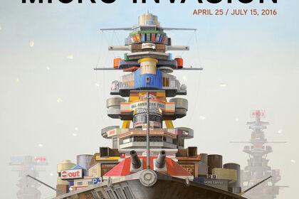 Micro Invasion by Masakatsu Sashie