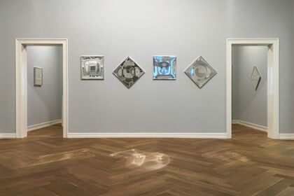 Victor Bonato - Mirror, mirror on the wall & Kinetic art - And everything is spinning
