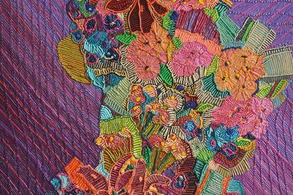 Caroline Larsen: Wildflowers