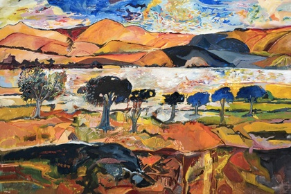 New Paintings | Y. Chaki