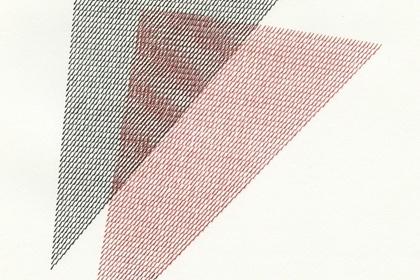 Form und Farbe / Analyse und Synthese
