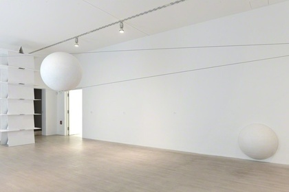 Inge Mahn: Artist's Room / Künstlerraum, K21, Kunstsammlung NRW, Düsseldorf