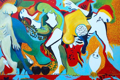 Metamorphosis by Karim Abu Shakra
