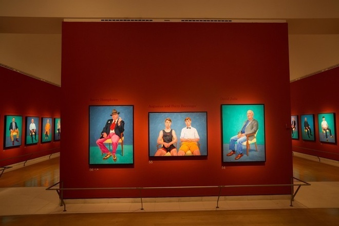 David Hockney RA: 82 Portraits and 1 Still-life