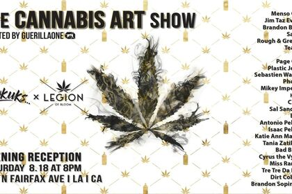 The Cannabis Art Show