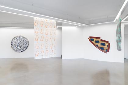 Claude Viallat solo exhibition