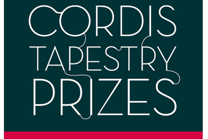 The Cordis Prize for Tapestry