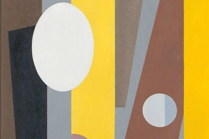 Charles Green Shaw: Timeless Forms