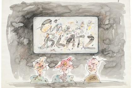 Jeff Keen: Cineblatz