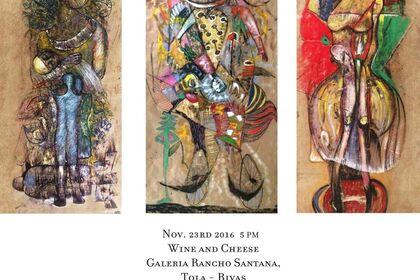 Denis Nunez, New Works