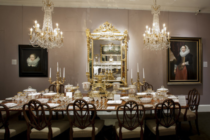 Aristocracy: Luxury and Leisure in Britain