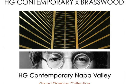 Grand Opening HG Contemporary Napa Valley