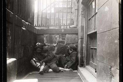 The Other Half – The Activist Photography of Jacob Riis