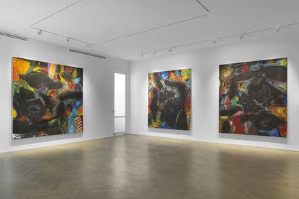Jim Dine: The Black Paintings