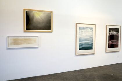 KIND OF BLUE: Works by Ed Ruscha