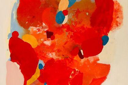 Solo Exhibition of Liz Kim Domeisen