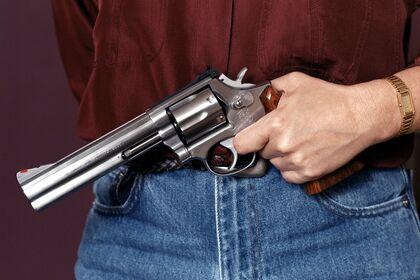 Building a Better Baphomet  / She's Got A Gun