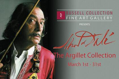 Salvador Dalí: The Argillet Collection