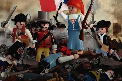Playmobil: A Collection of Photographs by Richard Unglik