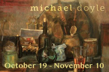 Michael Doyle - New Paintings