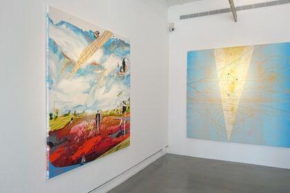 Cloud Chamber | Michael Sistig Solo Exhibition