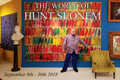 The World of Hunt Slonem