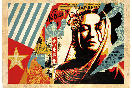 Shepard Fairey & the Global Mural Project