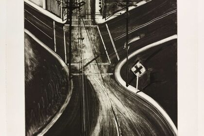 Wayne Thiebaud: Monotypes