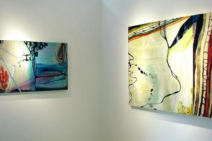 Susan Sharp:  Paintings & Works on Paper