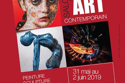 Asiart gallery présente au Salon International d'Art contemporain Art Shopping La Baule- Escoublac