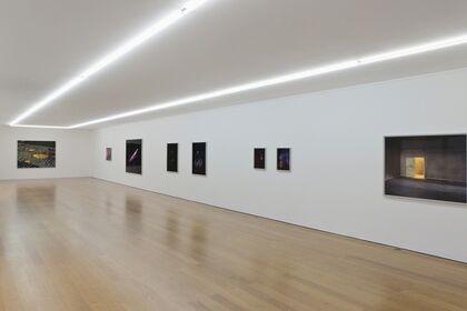 Chen Wei: Falling Light