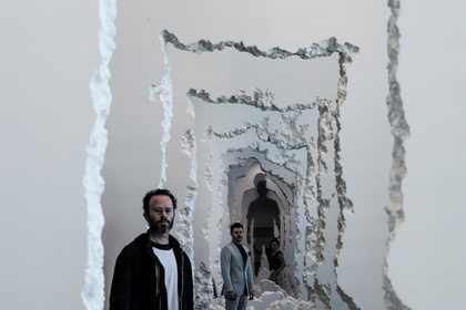 Daniel Arsham: 'The Future Was Then'